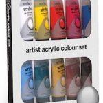 malenmitacryl acrylfarben set